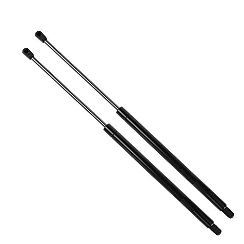 Rear Liftgate Tailgate Hatch Lift Supports Struts Shocks Gas Springs for GMC Acadia 2007-2013, Saturn Outlook 2007-2013 SG330083,6152,20782755,Pack of 2