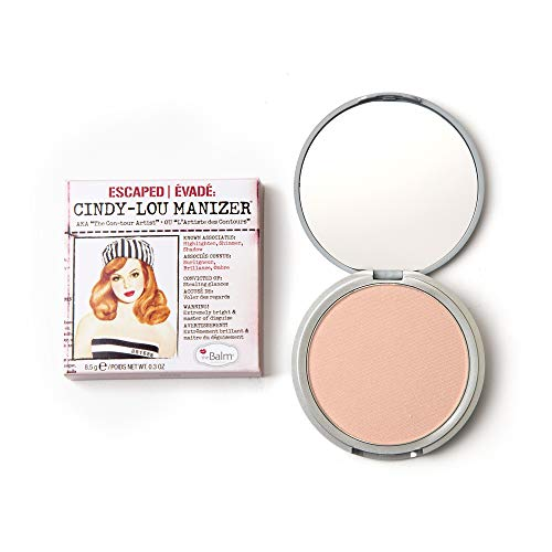 theBalm Highlighter Cindy Lou Manizer,1er Pack (1 x 8.5 g)