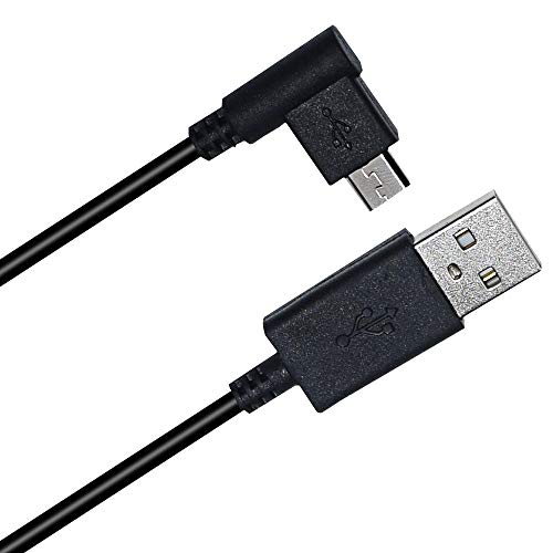 Learsoon Replacement Data Sync USB Cable Power Charger Cord for Wacom Intuos CTL480 CTL490 CTL690 CTH480 CTH490 CTH680 CTH690 Wacom Bamboo CTL472 CTL470 CTL471 CTH470 CTH670 (Black)