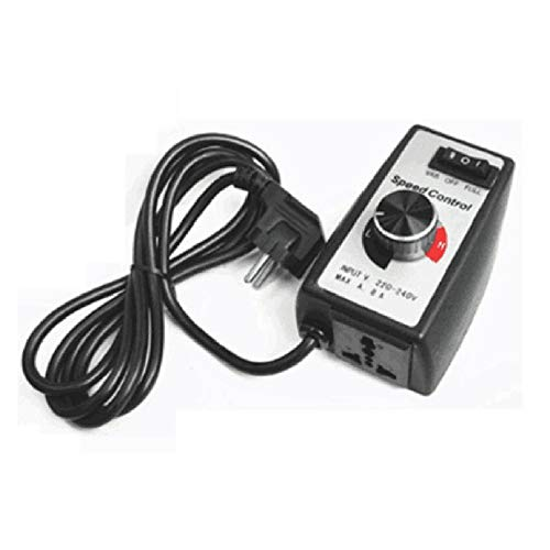 Surobayuusaku Electric Motor Rheosta Router Fan Variable Speed Controller Electric Motor Rheostat Electronic Control Equipment UK