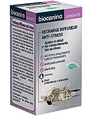 BIOCANINA - Recarga difusor antiestrés para Gato, 45 ml