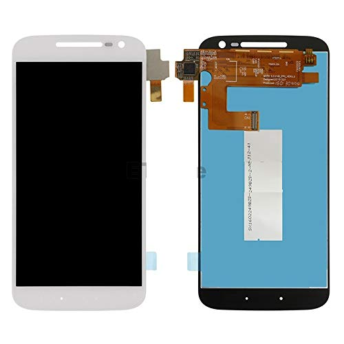 MrSpares LCD Display + Touch Screen Digitizer Assembly for Motorola Moto G4 : White