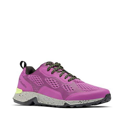 Columbia - Zapatos de senderismo Vitesse para mujer, rojo (mermelada de baya/voltaje), 42 EU