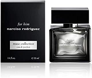 Him Musc Collection by Narciso Rodriguez for Men - Eau de Parfum, 50ml