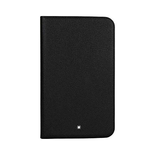 Price comparison product image Montblanc Meisterstuck Selection Black Leather Tablet Computer Case 111508