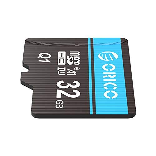 Cartão de Memória 32GB Micro SDXC com Adaptador - MSQ1-32GB - Orico