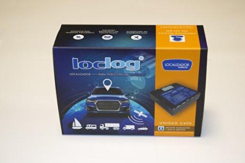 LOCALIZADOR GPS/GLONASS U400 SHERLOG