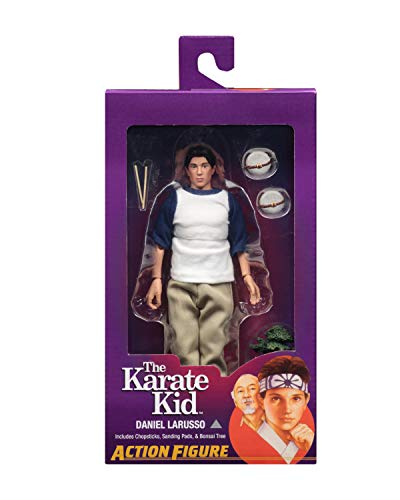 Neca Daniel (Karate Kid) Clothed Action Figure