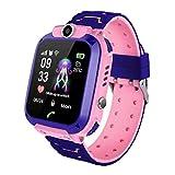 Centechia Smart Watch Multi-Function Children Digital Wristwatch (Pink Without Package/English)