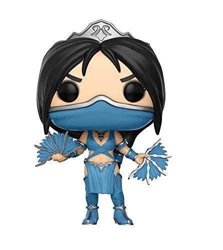 Funko- Figurines Pop Vinyle: Games: Mortal Kombat: Kitana, 21689