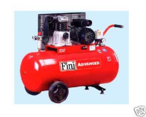 COMPRESSORE FINI ADVANCED MK 102-2M 90LT