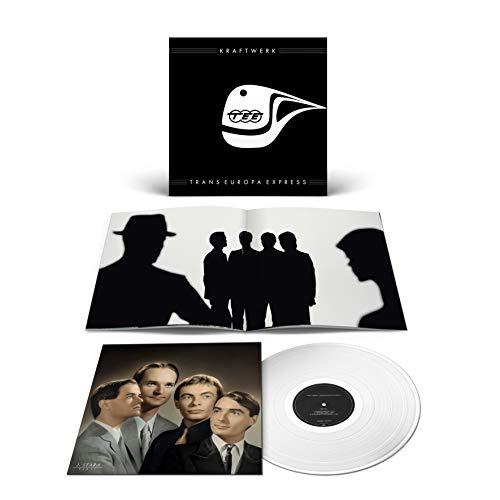 Kraftwerk - Trans-Europe Express (Limited Edition) (Coloured) (LP-Vinilo)