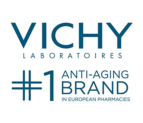 Vichy Purete Thermale 3-in-1 Makeup Remover Wipes with Micellar Cleanser Water & Vitamin E, 1 Pack