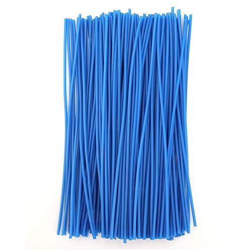 Pongnas Línea de Cera para joyería, Herramienta de Modelado de Anillo de Modelado de línea de Cera, fácil de modelar, sin flexión, sin residuos en la combustión, Cera para joyería(#1)