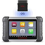 Autel MaxiCOM MK808BT (Version améliorée de MK808) Diagnostique Voiture Bluetooth OBD2 Scanner avec réinitialisation EPB / huile / SAS / BMS / DPF / TPMS/ IMMO