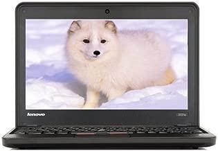 Lenovo ThinkPad X131e 33722FU  Laptop (Windows 7 Professional, AMD E-Series Dual-Core E2-1800 1.7 GHz Processor, 11.6 inches Display, SSD: 320 GB, RAM: 4 GB DDR3) Black