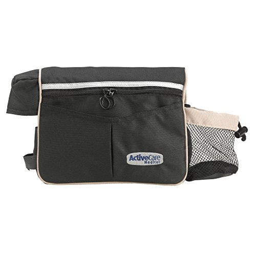 Drive Medical Power Mobility Armrest Bag, Medical Scooters, Black, Universal