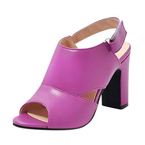 FRAUIT Sandali Estivi Donna Con Tacco Medio E Largo Sandali Ragazza Con Tacco E Plateau Eleganti Da Cerimonia Sandalo Sandals Pelle Da Spiaggia Mare Piscina