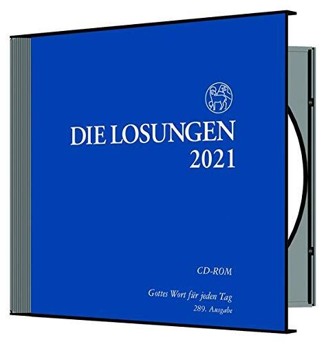 Losungen Deutschland 2021 / Losungs-CDWindows