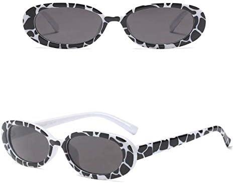 RJGOPL des lunettes de soleil Triangle féminin classique lunettes de soleil petit caixa olho de gato senhoras lunettes de soleil designer marque rétro C5