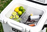 2-Pack of Roadie 24 Dry Goods Trays - Product Contains Two Trays Specifically Designed to Fit Side-by-Side in The YETI Roadie 24 Hard Cooler