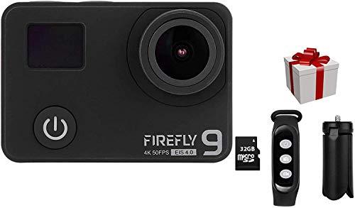 HawkEye Firefly 9 4K HDR / 24MP Cámara de acción con WiFi/