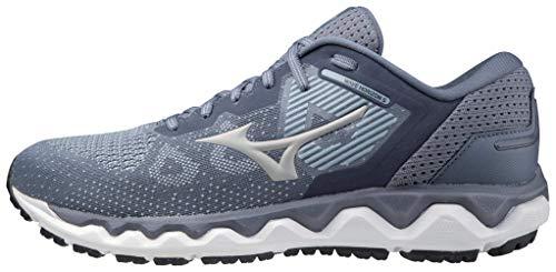 Mizuno Men's Wave Horizon 5 Running Shoe, Blue Fog, 11.5