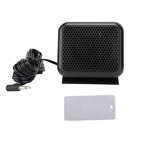 %9 OFF! Sanpyl Car Radio Speaker, Mini Car Mobile Radio External Speaker for Yaesu FT-7800RFT-7900RF...