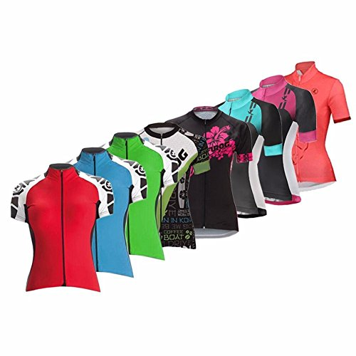 Uglyfrog New Sommer Damen Damen Kurze Hülse Zyklus Jersey Kurzarm Fahrradtrikot Fahrrad Hemd Fahrrad Radfahren Trikot Cycling Jersey Bike Shirt