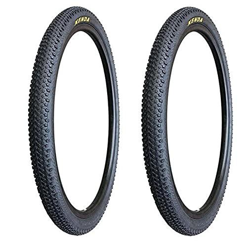 SAJDH Neumáticos De Bicicleta De Montaña, 24 / 26X1.95 Resistentes Al Desgaste Y Antideslizantes, con Kit De Reparación De Neumáticos De Bicicleta, 2 Piezas,24 * 1.95