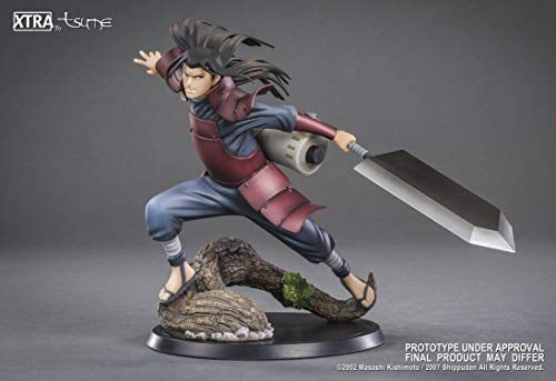 Action Figure Naruto - Hashirama Senju Xtra, Tsume Arts, Multicor