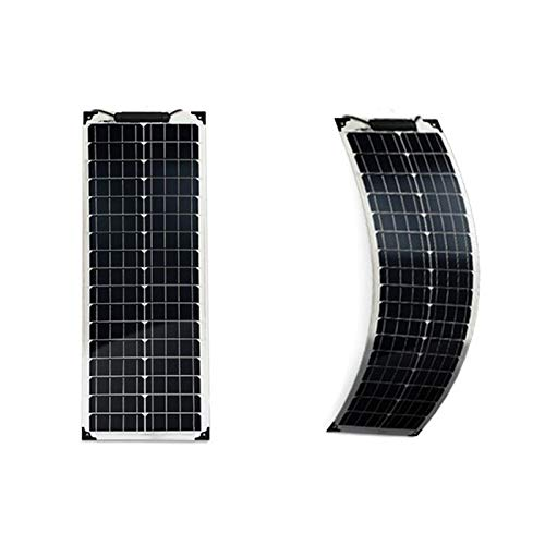 Ecoflex Solarpanel Flexibel, 50W-LONG