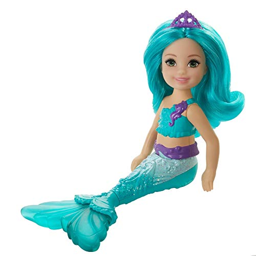 Mattel Barbie – Dreamtopia: Sirena Turquesa
