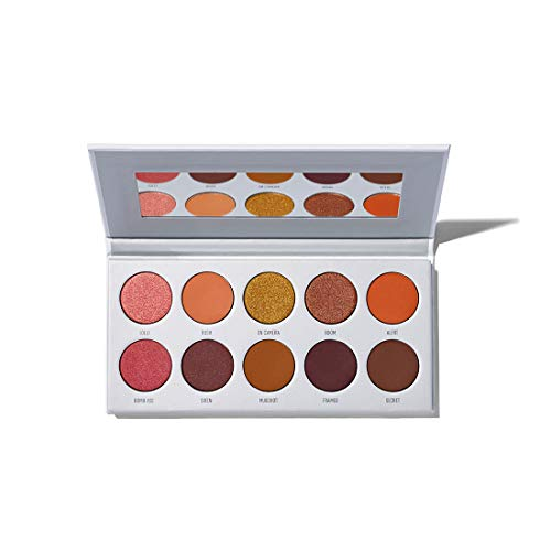 Best jaclyn hill palette swatches