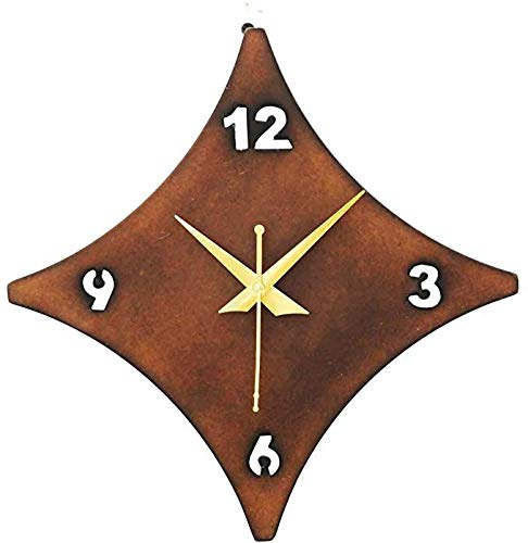 A One Shoppe A one shoppe Small Wall Clock/Home Clock/Living Room Clock Wall Clock for Home/Living Room/Bedroom/ (12x12) Colour...