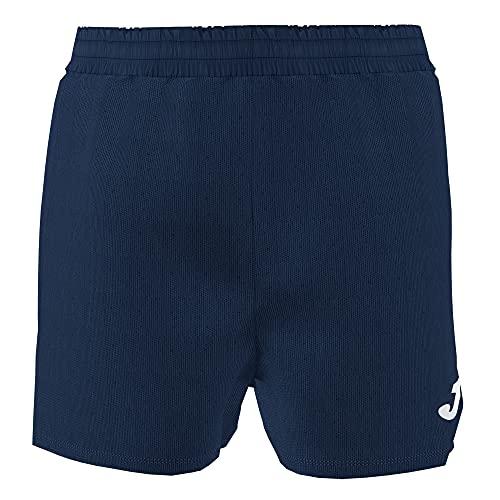 Joma Treviso Pantalones Cortos Equipamiento, Hombre, Azul Marino, M