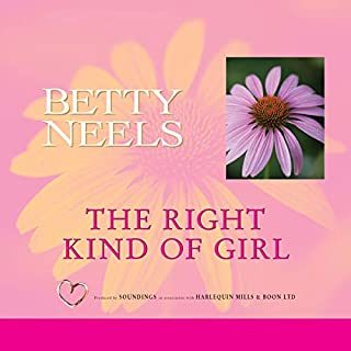 The Right Kind of Girl                   By:                                                                                                                                 Betty Neels                               Narrated by:                                                                                                                                 Anne Cater                      Length: 5 hrs and 40 mins     2 ratings     Overall 5.0