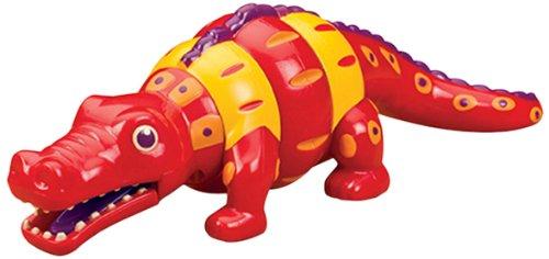 Toysmith Crocodile Clacker