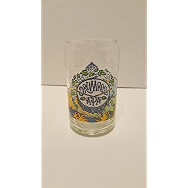 Odell Brewery Drumroll Can Style Pint Glass