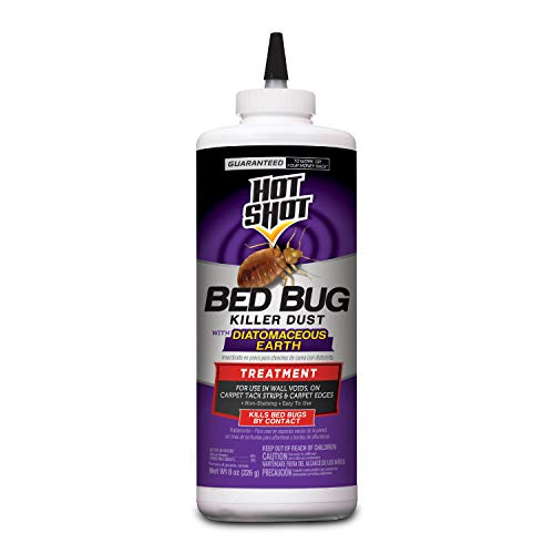 Hot Shot 96446 HG-96446 8 oz Bed Bug Killer Powder