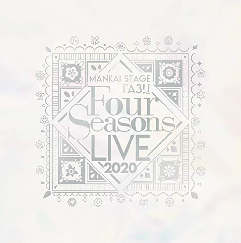 【Amazon.co.jp限定】MANKAI STAGE『A3!』Four Seasons LIVE 2020[Blu-ray](ブロマイド5枚セット(キャスト...
