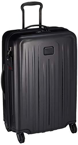 [トゥミ] スーツケース 公式 正規品 TUMI V4 ショート・トリップ・エクスパンダブル・4ウィール・キャリーオン 機内持ち込み可 保証付 61L 66 cm 4.166kg Black
