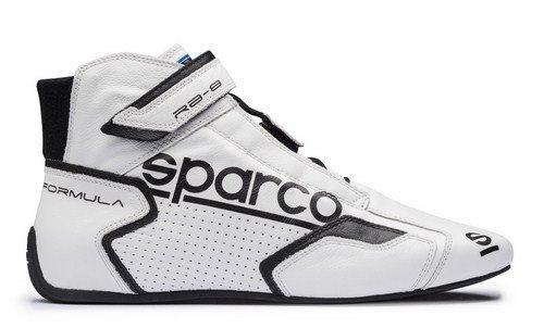 Sparco 00125147BINR loopschoenen, wit, 47