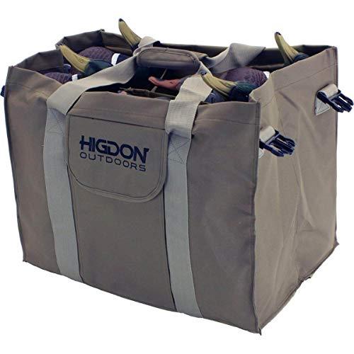 Higdon 6-Slot Alpha Series Full Body Goose Decoy Bag