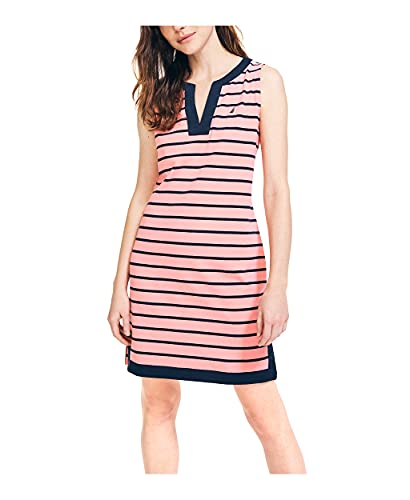 Nautica Women's Breton Stripes Slee…