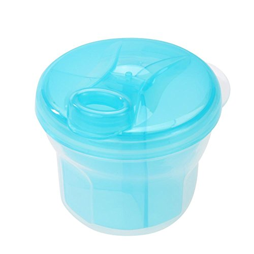 Best Review Of Amazingdeal Milk Powder Formula Dispenser - 1 PC Portable Food Container Storage Feed...