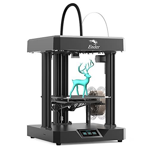 Creealidad Oficial Ender-7 Impresora 3D Adoptando La Tecnología De Guía Lineal De Alta Precisión, Una Nueva Impresión De Alta Velocidad De 250 Mm/S, Estructura De Funcionamiento Core-xy, Tamaño De
