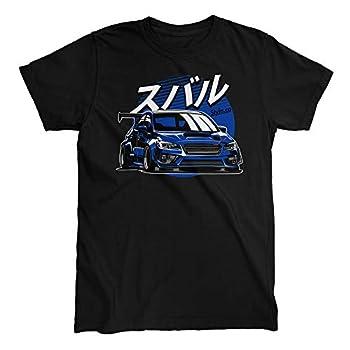Subie Fifth Generation Blue T-Shirt  XX-Large