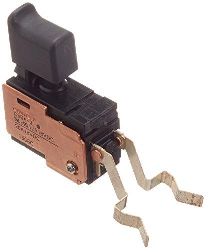 Hitachi Pieza de repuesto para interruptor de velocidad DC 320091.