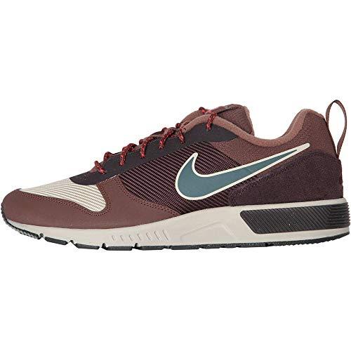 Nike Herren Trailschuh Nightgazer Trail, Scarpe da Arrampicata Basse Uomo, Grigio (String/Faded Spruce-Mahogany M 201), 47.5 EU